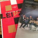 ゲヴァントハウスオーケストラ公演 2014