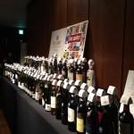 デキャンタ・アジア・ワインアワード テイスティング