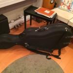チェロの練習始めてみました