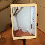 iPad活用中