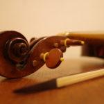 バイオリンボウイング入門